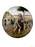 The Vagabond, The Prodigal Son Giclée-Druck von Hieronymus Bosch