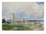 Southwold, Suffolk Giclee Print by Thomas Collier
