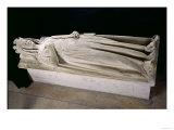Tomb of Queen Berthe (726-83) Giclee Print