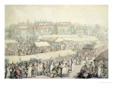 Brook Green Fair Giclee Print by Thomas Rowlandson