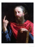 St.Paul Giclee Print by Philippe De Champaigne