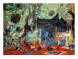 "Set Design for ""Scheherazade"" by Rimsky-Korsakov (1844-1908) 1916 Giclee Print by Leon Bakst"