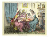 Tales of Wonder, This Attempt to Describe the Effects of the Sublime and Wonderful Giclee Print by James Gillray