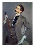 Count Robert De Montesquiou (1855-1921) 1897 Giclee Print by Giovanni Boldini
