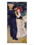 A Dance in the Country, 1883 Giclee Print by Pierre-Auguste Renoir