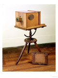 Daguerre Camera Made by Giroux, 1839 Giclee Print