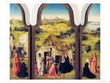 The Adoration of the Magi, 1510 Giclée-Druck von Hieronymus Bosch