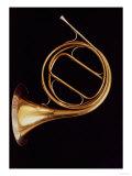 French Horn, by Marcel Auguste Raoux, Paris, circa 1826 Gicléedruk