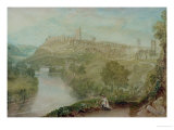 Richmond, Yorkshire Giclee Print by William Turner