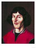 Portrait of Nicolaus Copernicus (1473-1543) Giclee Print by  Pomeranie