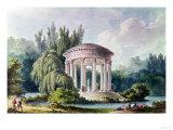 Temple of Love, Petit Trianon Giclee Print
