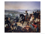 The Battle of Zurich, 25th September 1799, 1837 Giclee Print by Francois Bouchot