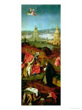 Temptation of St. Anthony (Right Hand Panel) Giclee Print by Hieronymus Bosch