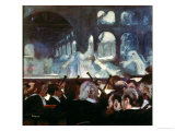 "The Ballet Scene from Meyerbeer's Opera ""Robert Le Diable,"" 1876 Giclee Print by Edgar Degas"