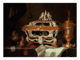 A Celebration of the Goldsmith&#39;s Art Giclee Print by Pieter Gerritsz. van Roestraten