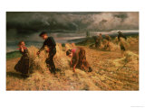 After the Storm Giclee Print by William Small