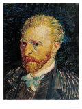 Self Portrait, c.1887 Giclée-tryk af Vincent van Gogh
