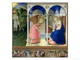 The Annunciation, circa 1430-32 Giclée-Druck von  Fra Angelico