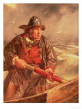 The Mariner Giclee Print by Erskine Nicol