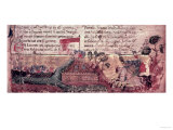 Jerusalem in the Crusades, Joinville, 13th Century Giclee Print