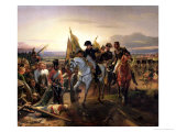 The Battle of Friedland, 14th June 1807 Giclée-Druck von Horace Vernet