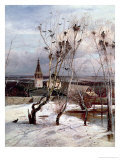 The Rooks Have Returned, 1871 Giclee Print by Aleksei Kondratevich Savrasov