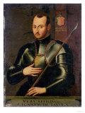 Saint Ignatius of Loyola (1491-1556) Giclee Print