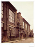 View of the Exterior, Built 1897-99 Giclee Print by Charles Rennie Mackintosh