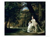 Lady Reading in a Park, circa 1768-70 Giclee Print by George Stubbs