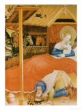 The Birth of Christ, 1404 Giclee Print by Conrad von Soest