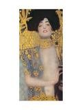 Gustav Klimt - Judith, 1901 Digitálně vytištěná reprodukce