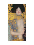 Judith, 1901 (Oil on Canvas) Giclee Print by Gustav Klimt