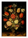 Still Life of Flowers Giclee Print by Jan Brueghel the Elder