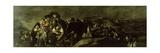 Pilgrimage to San Isidro's Fountain, C.1821/3 Giclée-tryk af Francisco de Goya