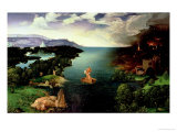 Charon Crossing the River Styx, 1515-24 Giclee Print by Joachim Patenir