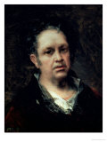 Self Portrait, 1815 Giclee Print by Francisco de Goya
