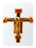 Korsfæstelse Giclée-tryk af Cimabue
