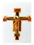 Crucifixion Giclee Print by Cimabue 