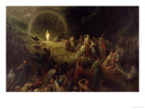 The Valley of Tears, 1883 Giclee Print by Gustave Dor&#233;