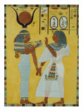 Illustration from the Tombs of the Valley of the Kings of Thebes Discovered by G. Belzoni, 1820 Giclee Print