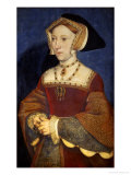 Jane Seymour Giclee Print by Hans Holbein the Younger