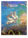 Odilon Redon - The Chariot of Apollo, circa 1905-14 - Giclee Baskı