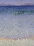 Henri Edmond Cross - The Iles D'Or (The Iles D'Hyeres, Var), circa 1891-92 - Giclee Baskı