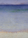 The Iles D'Or (The Iles D'Hyeres, Var), circa 1891-92 Premium Giclee Print by Henri Edmond Cross