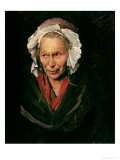 The Madwoman or the Obsession of Envy, 1819-22 Giclee Print by Théodore Géricault