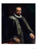 The Bearded Man, 1580 Giclee Print by Francesco Bassano