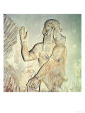 Dignitary, Relief, Assyrian Giclee Print