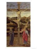 The Crucifixion, circa 1455 Giclée-tryk af Gentile Bellini
