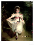 Miss Murray Giclée-tryk af Thomas Lawrence