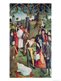 The Justice of the Emperor Otto: the Execution of the Innocent Man, 1473-75 Giclee Print by Dieric Bouts